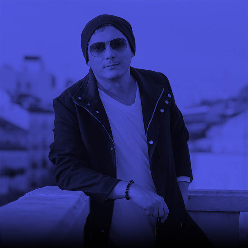 Cristian Larrosa (ARG en ESP)